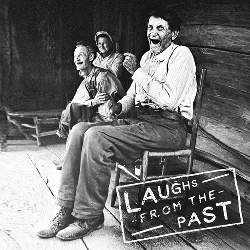 Cover image of Laughs from the Past