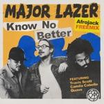 Know No Better (feat. Travis Scott, Camila Cabello & Quavo) [Afrojack Remix] - Single