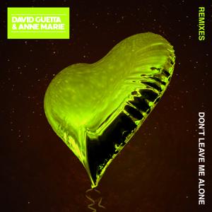 David Guetta - Don't Leave Me Alone feat. Anne-Marie [Sidney Samson Remix]