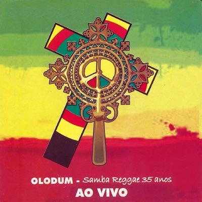 Samba Reggae 35 Anos (Ao Vivo) - Olodum