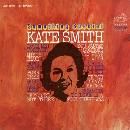 DOWNLOAD MP3: Kate Smith - If You're Not There