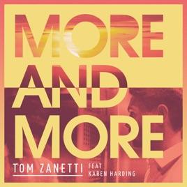 Tom Zanetti - More & More