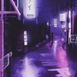 Purple Lights Single Nstlgk