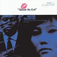 Wayne Shorter - Speak No Evil (Rudy Van Gelder Edition) artwork