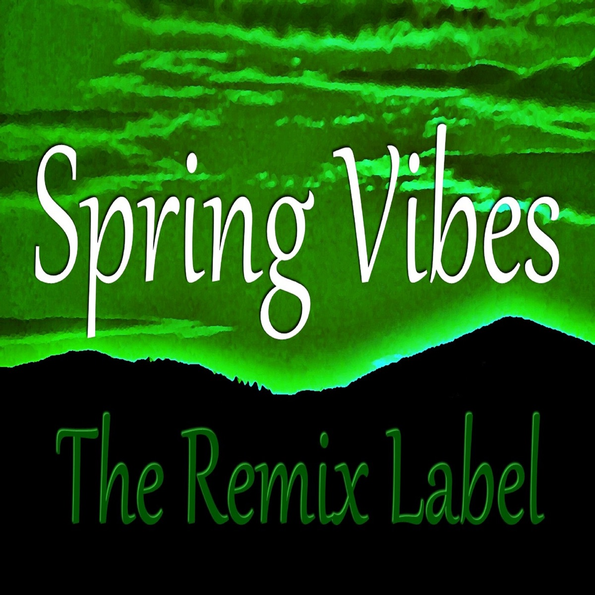 Spring Vibes Album Cover by Deephouse