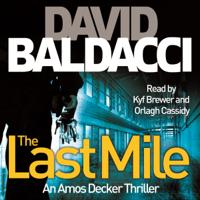 David Baldacci - The Last Mile artwork