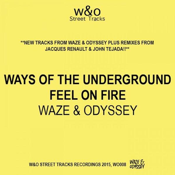 Ways of the Underground - EP