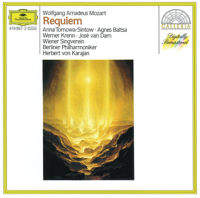 Wiener Singverein, Berlin Philharmonic & Herbert von Karajan - Mozart: Requiem in D Minor, K. 626 artwork