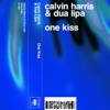 7) Calvin Harris, Dua Lipa - One Kiss