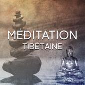 Méditation tibétaine: Le temps des prières dans le temple, méditation spirituelle profonde, apaiser l'esprit, le corps et l'âme
