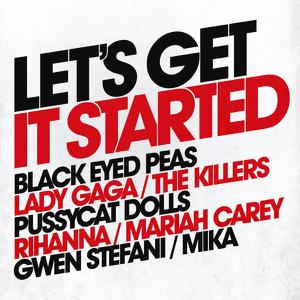 Black Eyed Peas - Let's Get It Started (Radio Version)