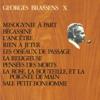 Georges Brassens - La religieuse Grafik