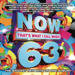 NOW That's What I Call Music, Vol. 63 - Various Artists Album Cover