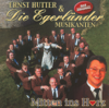 Die Egerländer Musikanten & Ernst Hutter - Mitten ins Herz Grafik