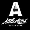 Andertons TV - Guitar Jam Tracks Vol 1  artwork