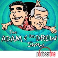Podcast cover art for The Adam and Dr. Drew Show