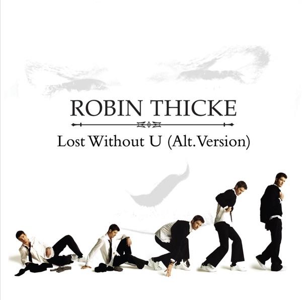 Lost Without U (Alternative Version) - Single