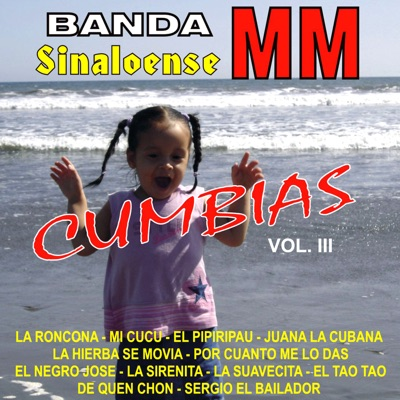 Cumbias, Vol. 3 - Banda Sinaloense MM