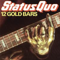 Status Quo - 12 Gold Bars (Remastered) artwork