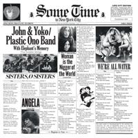 John Lennon & Yoko Ono - Some Time in New York City artwork