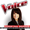 Christina Grimmie - I Won't Give Up (The Voice Performance) artwork