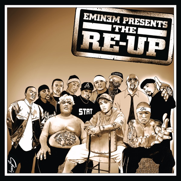 Eminem Presents the Re-Up (Bonus Track Version)