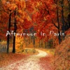 Afternoon in Paris - Single ジャケット写真