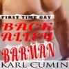 Back Alley Barman: First Time Gay (Unabridged)