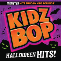 KIDZ BOP Kids - Kidz Bop Halloween Hits! artwork