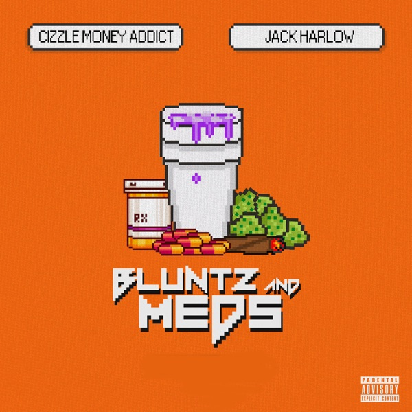Bluntz and Medz (feat. Jack Harlow) - Single