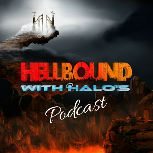 Cover image of Hellbound with Halos Podcast