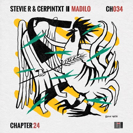 Stevie R & CERPINTXT - Madilo EP [vinyl and streaming]