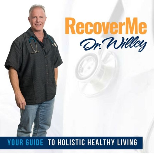 Cover image of RecoverMe with Warren Willey