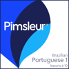 Pimsleur - Pimsleur Portuguese (Brazilian) Level 1 Lessons  6-10  artwork