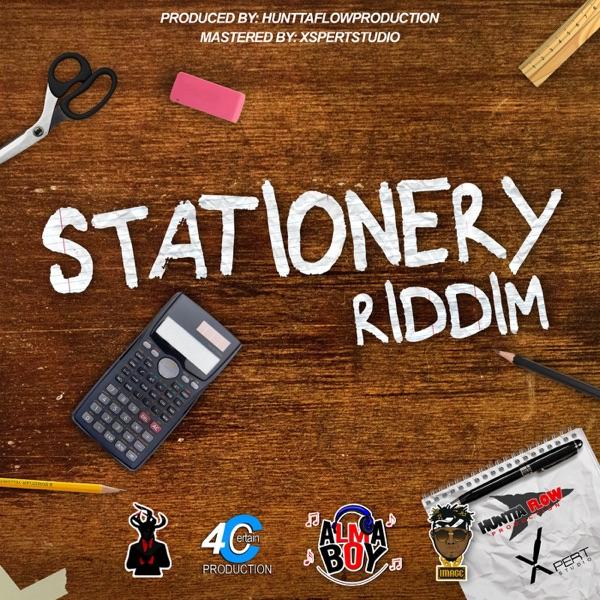 Various Artists - Stationery Riddim - EP