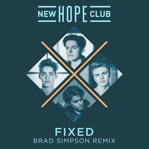 Fixed (Brad Simpson Remix) - Single