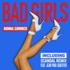 Donna Summer - Bad Girls (feat. Jean Paul Gaultier) [Scandal Remix] ilustración