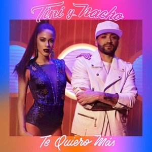 Te Quiero Más - Single Mp3 Download
