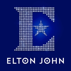 Diamonds (Deluxe) - Elton John Album Cover