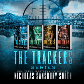 The Trackers Series Box Set: The Trackers Series, Books 1-4 (Unabridged) audiobook