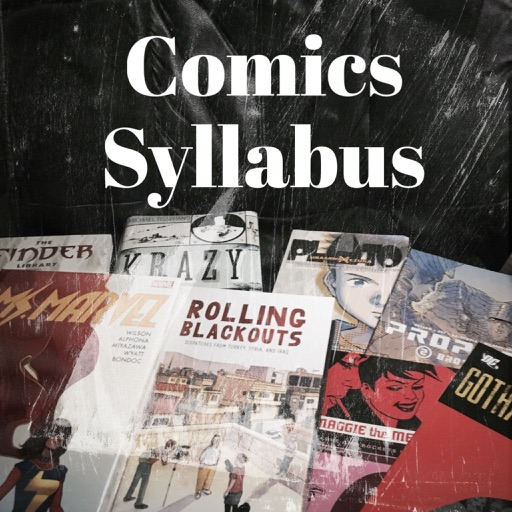 Cover image of Comics Syllabus
