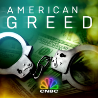 Podcast cover art for American Greed Podcast