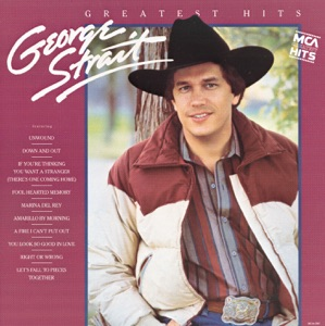 George Strait - Amarillo By Morning - Line Dance Music