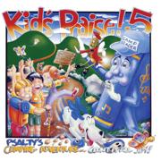 Kids Praise! 5 - Psalty's Camping Adventure - Psalty, Ernie Rettino & Debby Kerner Rettino