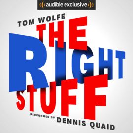 The Right Stuff (Unabridged) audiobook