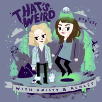 Podcast cover art for That's Weird