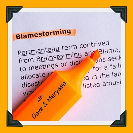Cover image of Blamestorming