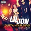 Outta Your Mind (feat. LMFAO) - Single ジャケット写真
