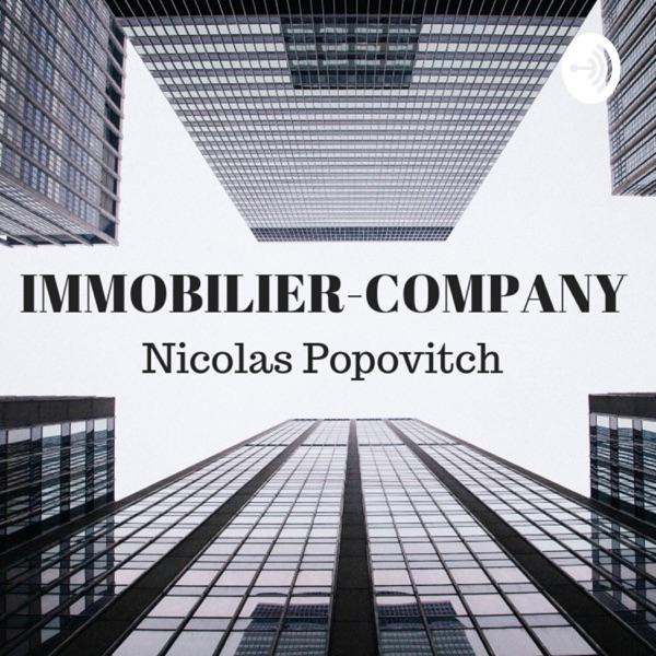 Immobilier Company - Nicolas Popovitch