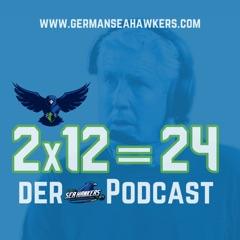 2x12=24 - Der German Sea Hawkers-Podcast